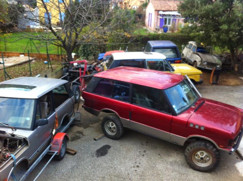 Bear est parmi vous depuis maintenant for Garage land rover toulon