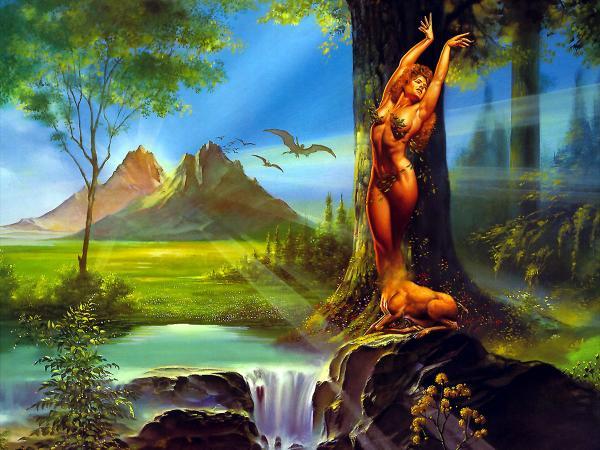 Magick Landscape Of Sorrow 9, Magical Landscapes 5