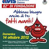 82° AVIS Osimo - 14 ottobre 2012 - Foto Domenico Cappella