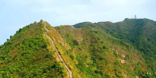 ECNote 生態文化手扎: 九龍坑山‧大埔頭至鳳園﹛旅遊:郊野:新界東北部‧香港﹜