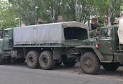 В Николаеве в аварию попали три армейских машины, пробка за два часа не рассосалась