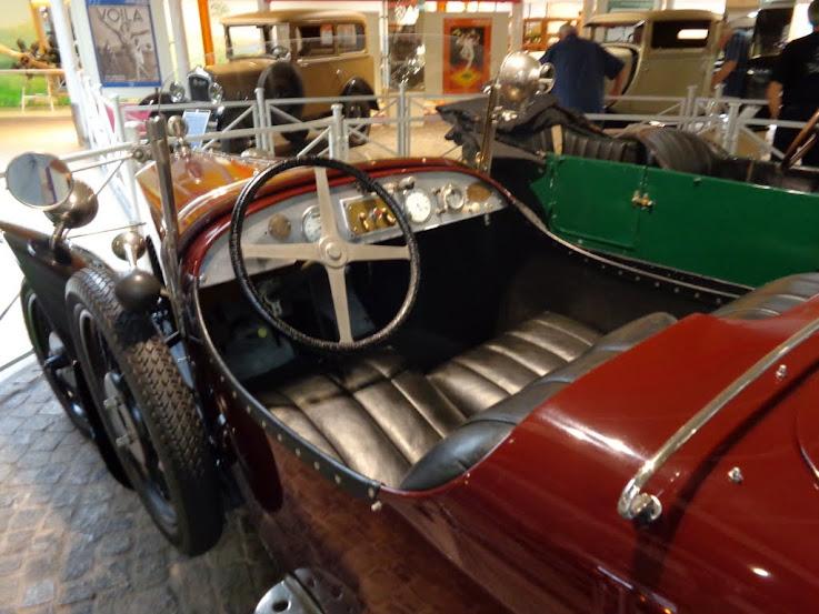 Musée de l'aventure Peugeot à Sochaux DSC01189