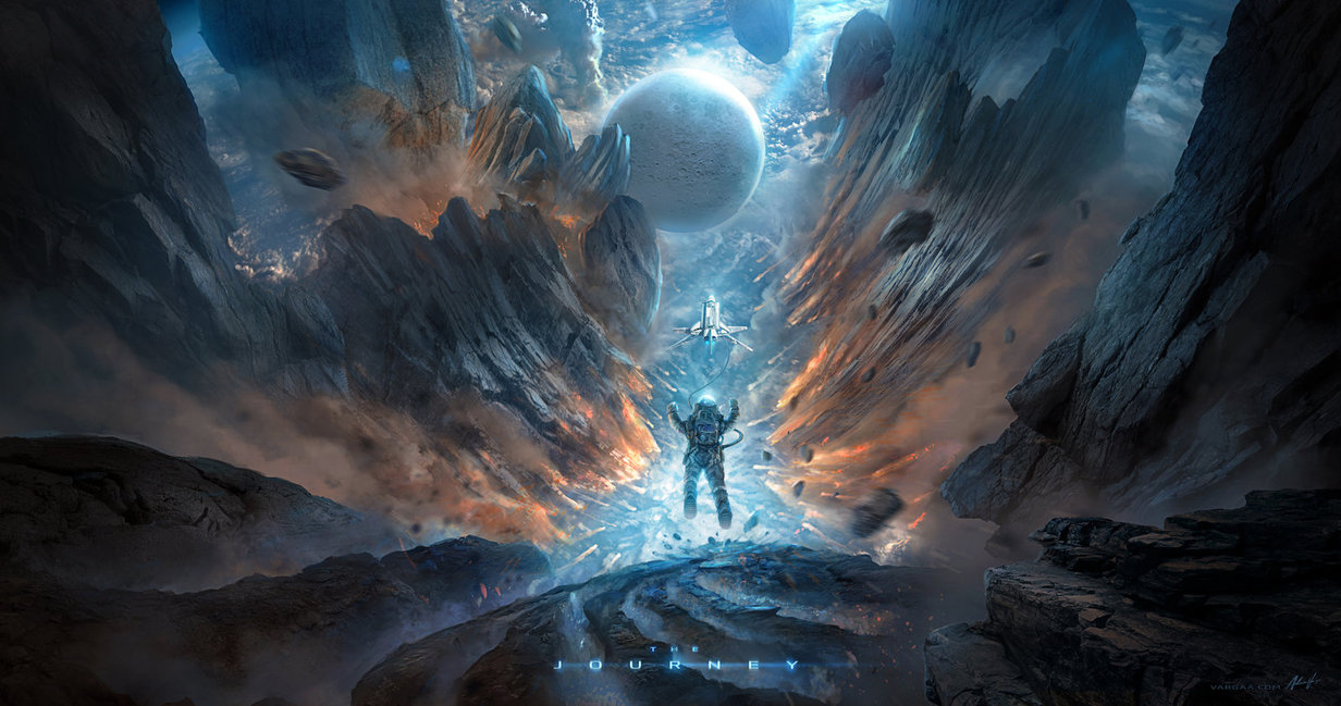 The Journey by Adam-Varga1