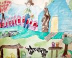Farm Life by Julia