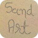Sand Art - Creative Doodle  Sketch Drawing Pad icon
