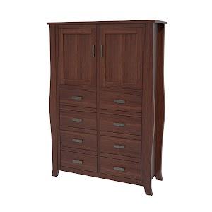 cascade armoire dresser