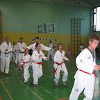 Trening v TKD klubu Orient 24.9.2007