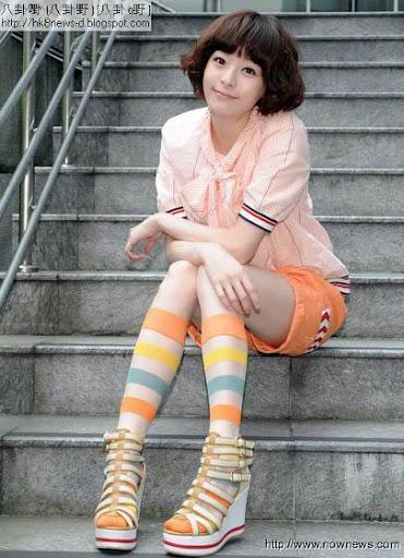 李依瑾想和愛犬卡布拍衛生棉廣告。(記者林調遜/攝影)