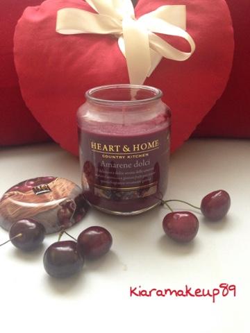 Kiaramakeup89 heart home le mie candele del benessere for Progetta le mie planimetrie del bagno
