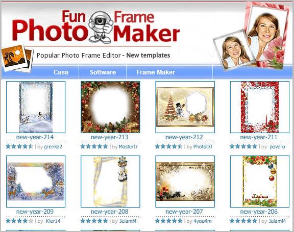 6 Paginas Web de Fotomontajes y Marcos para Fotos de Navidad | PCWebtips