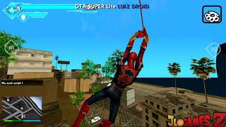 SAIUU!! INCRÍVEL SPIDER MAN ESTILO PS4 (MODPACK) PARA CELULARES ANDROID (APK + DATA)+ DOWNLOAD