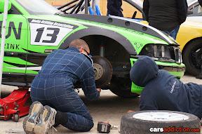 Drift Car fine tuning