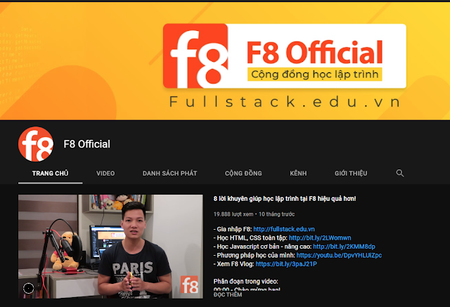 F8 Official
