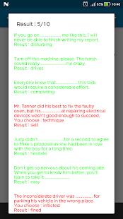 IELTS Practice Test - náhled