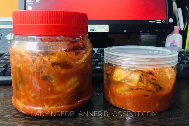 Resepi kimchi