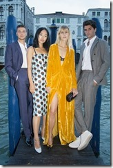 Guido Milani, Niki Wu, Linda Tol, Marc Forne_ by James Kelly
