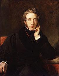 Edward Bulwer Lytton Portrait