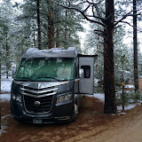 Sunset Campground - Bryce Canyon NP