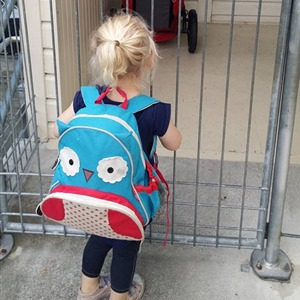 Pipi's first day o kindy (2)
