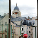 view from my balcony in Paris, Paris - Ile-de-France, France