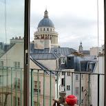 view from my balcony in Paris, Paris - Ile-de-France, France