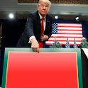 Donald Points - Trump Sign Meme Creator icon