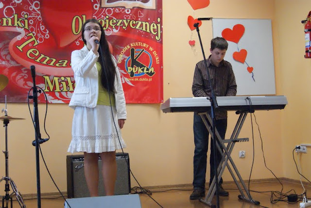 Konkurs piosenki obcojęzycznej - Klaudia%2BDereniowska.JPG