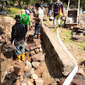 P3AI Desa Sukaurip, Batu Lama Ditumpuk Dengan Batu Baru?