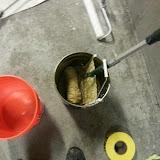 La Jolla Presbyterian Deck Waterproofing - 20131127_091651