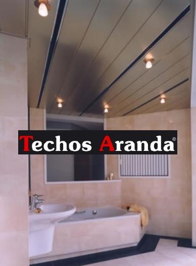 Techos aluminio Vista Alegre