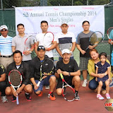 """5th Annual Tennis Championship 2014"