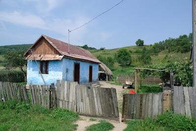 Ärmliches Haus bei Cuzaplac