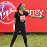 OIC - ENTSIMAGES.COM - Ranvir Singh at the  Virgin Money London Marathon on Blackheath in London, England. 24th April 2016 Photo Mobis Photos/OIC 0203 174 1069