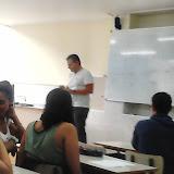 Conferència de Salva Tudela, expert en publicitat pels alumnes del CFG Gestió Comercial i Màrqueting