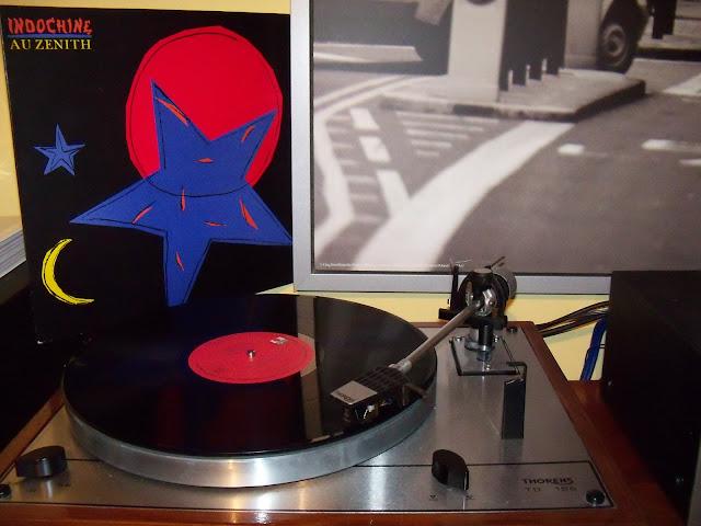 Álbum: Indochine au Zénith (20 octubre 1986)
