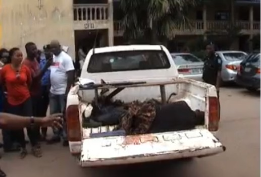 Kidnap Kingpin Shot Dead During Shootout With Police In Edo Forest. Photos