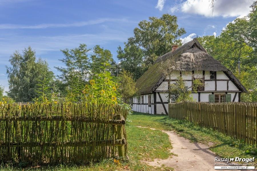 Muzeum Wsi Słowińskiej we wrześniowej oprawie
