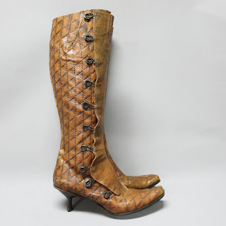 Cydwoq Vintage Collection Quilted Boots