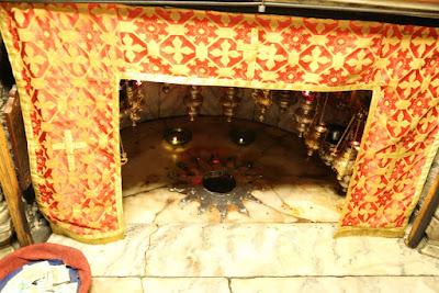 06-Basilique de la grotte de la nativité à Bethleem
