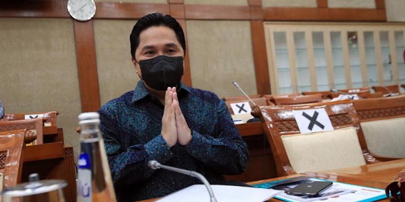Ternyata Erick Thohir Yang Angkat Ari Kuncoro Jadi Rektor UI Dan Komisaris BUMN