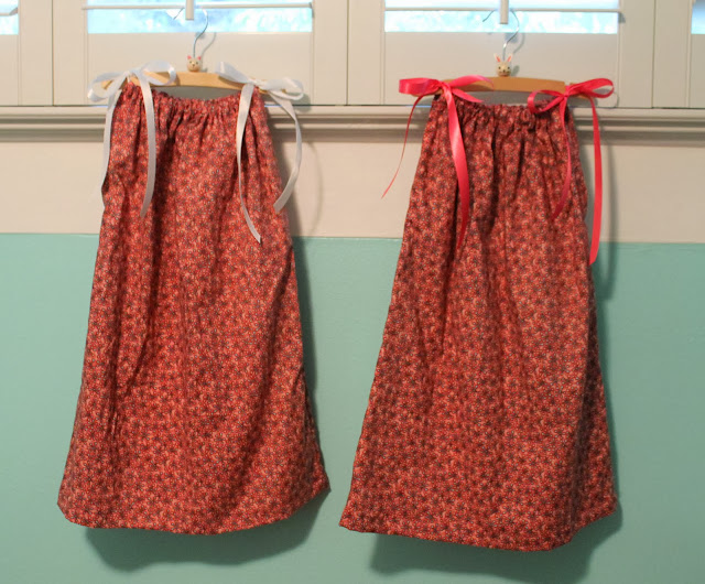 pillowcase dresses for craft hope