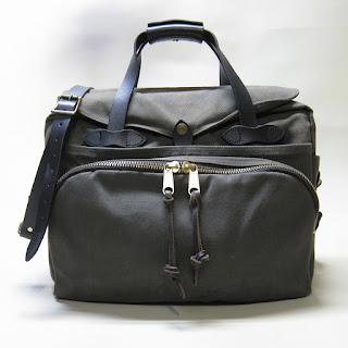 Filson Rugged Twill Padded Computer Bag