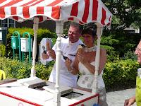 Huwelijksserenade Geert & Ginette / P1060150.JPG