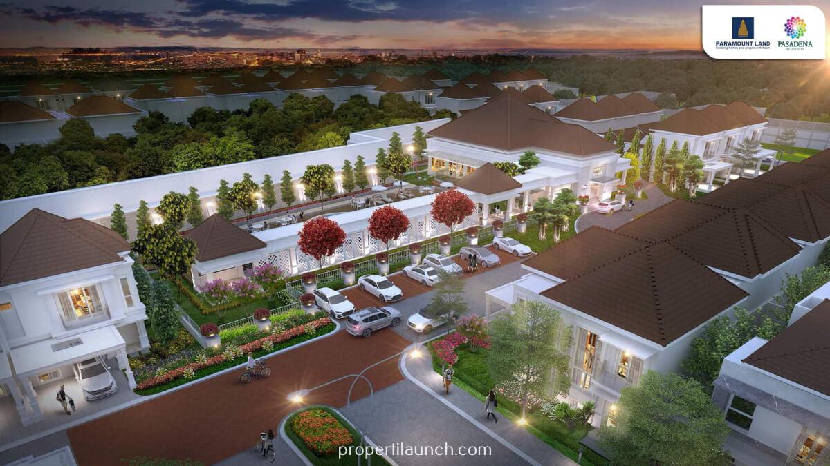 Community Club Pasadena Residences