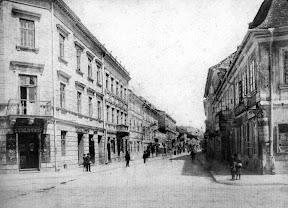 Львов. Улица Петра Дорошенко
