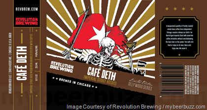 Image result for revolution cafe deth