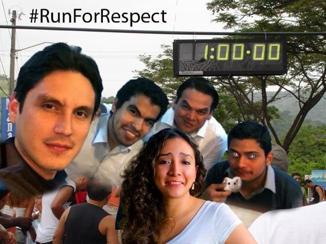 #RunForRespect