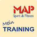 MAP Mein Training icon