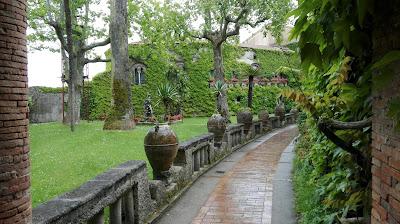 Villa Rufino parco