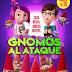 Poster Gnomos al ataque: Estreno Argentina fecha, afiche latino oficial: Gnome Alone